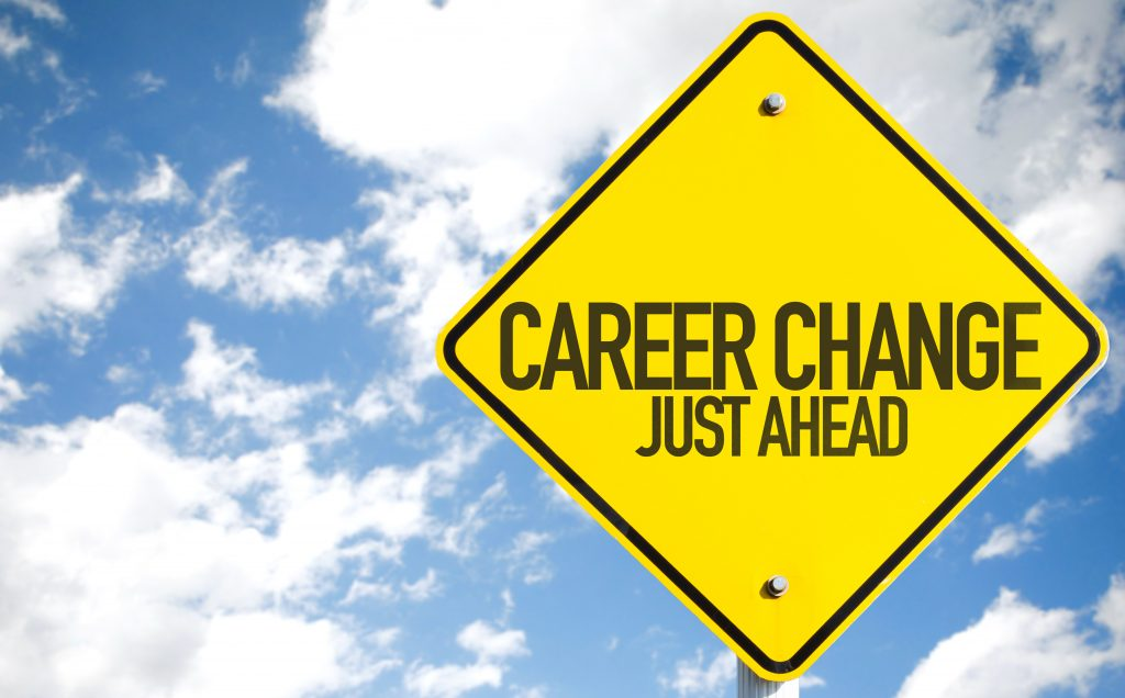 career change just ahead so you can get the career you want