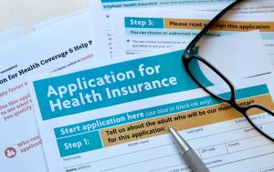 health insurance documents for freelance workers